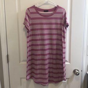 Cotton On Pink T shirt Dress